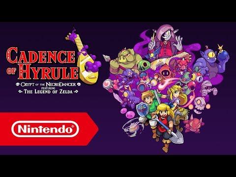 Bande-annonce du Nintendo Direct de Cadence of Hyrule: Crypt of the NecroDancer