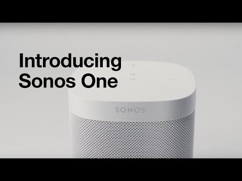 Sonos One Bundle (WiFi, Airplay 2)