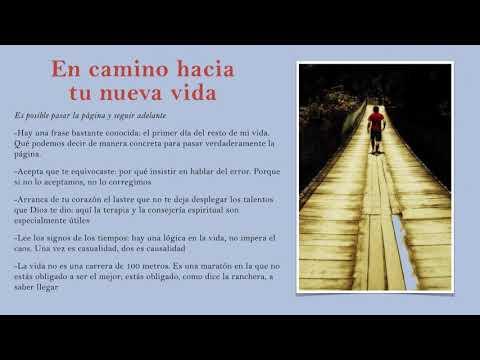 En camino hacia tu nueva vida - Psicólogo Saulo Medina Ferrer