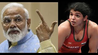 Which medal should I bring for India to get Arjuna Award: Sakshi Malik asks in letter to PM Modi  IMAGES, GIF, ANIMATED GIF, WALLPAPER, STICKER FOR WHATSAPP & FACEBOOK