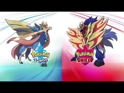 Видео № 1 из игры Pokemon Shield (Б/У) [NSwitch]