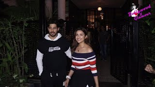 Siddharth Malhotra, Parineeti Chopra, Katrina Kaif & Others Spotted At Soho House