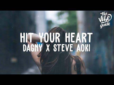 Dagny  Steve Aoki Hit Your Heart