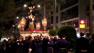 preview picture of video 'Trono de Ntro Padre Jesús Nazareno de Marbella - Miércoles Santo 2014'