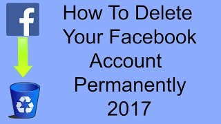 How to delete facebook account permanently 2017 immediately how to delete your facebook account permanently 2018 easy way ccuart Choice Image