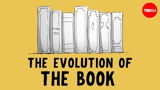 The evolution of the book – Julie Dreyfuss