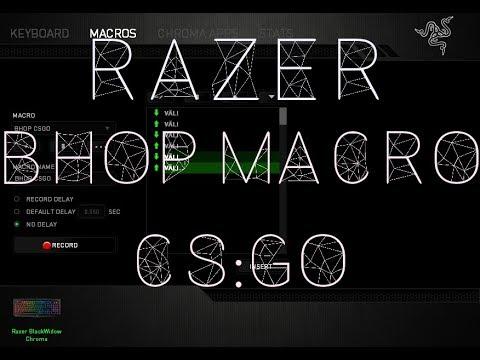 Steam Community :: Video :: [CS:GO] Bhop Macro | Razer Synapse