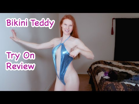 Bikini Teddy Garment Try On Review Part 1 Preview