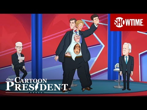 'The Democrats Freak Out Over Cartoon Joe Biden's Lead' Ep. 2 Cold Open | Our Cartoon President