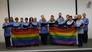 NHS Forth Valley Nurses Choir 2018
