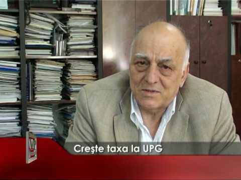 Creste taxa la UPG