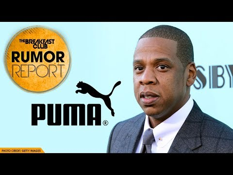 Jay-Z Becomes Director of Puma Basketball Operations