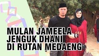 Sang Suami Terjerat Kasus Ujaran Kebencian, Mulan Jameela Jenguk Ahmad Dhani di Rutan Medaeng