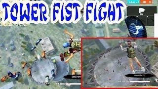 BIMASAKTI TOWER FIST FIGHT || AMAZING FIST FIGHT || TELUGU GAMING ZONE