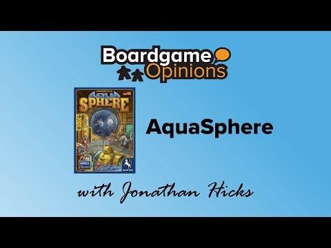 Boardgame Opinions: AquaSphere