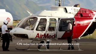 EMS save operating costs with Eagle 407HP