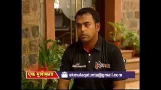 Manoj Tibrewal Aakash interviewed Golf Player Anirban Lahiri
