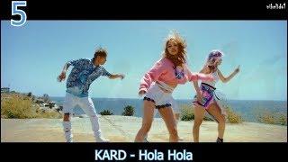 TOP 10 KOREAN SONGS (JULY 30, 2017)