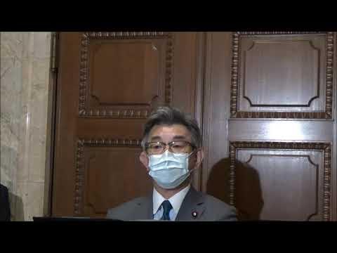 【2021.03.19】武田総務大臣 記者会見
