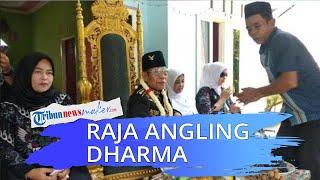 Setelah Bertapa di Gunung, Raja Angling Dharma di Pandeglang Klaim Dirinya 'Satria Piningit'