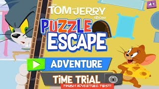 The Tom and Jerry Show - Puzzle Escape [Boomerang Games]