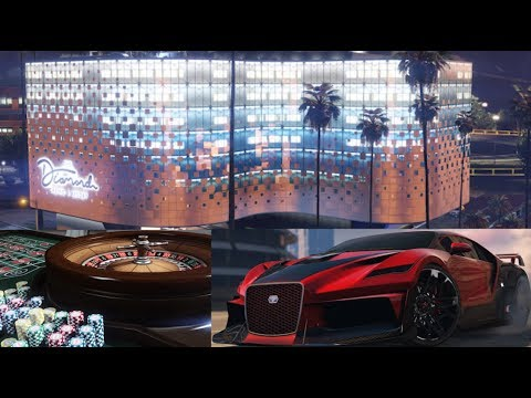 GTA 5 - Casino DLC - FULL Trailer Breakdown, Cars, Penthouse, Slot Machines, Release Date and More!