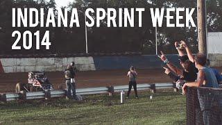 Indiana Sprint Week 2014
