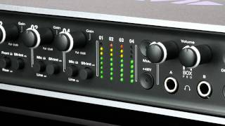 Introducing Pro Tools | Mbox