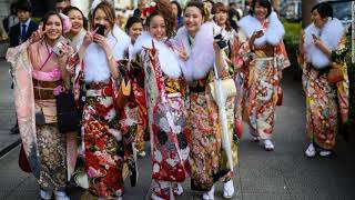 Japan Lowers Its Age Of Maturity To 18