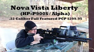 ATI NOVA Vista Liberty .22 (HP-P900 S) ALPHA
