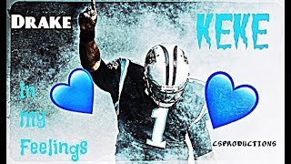 "Cam Newton Mix - ""In My Feelings"" (ft.Drake) 