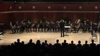 ELEGY FOR FRED composed and conducted by Knox Summerour - UGA Alumni Brass