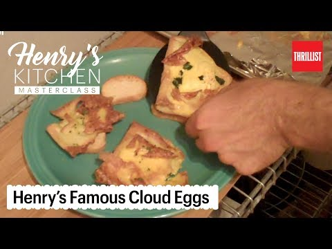 Henry's Famous Cloud Eggs (Legacy Edition) || Henry's Kitchen