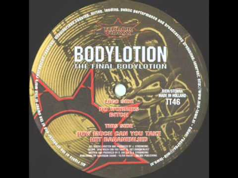 Bodylotion - No worries