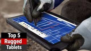 Top 5 : Best Rugged Tablets 2020