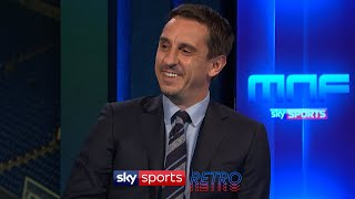 ► Subscribe to Sky Sports Retro: http://bit.ly/SkySportsRetroSub  Gary Neville became Valencia manager in December 2015 but only survived until March 2016. Gary was questioned on his time in Spain when he made his first appearance back on MNF, much to the delight of Jamie Carragher.   #SkySportsRetro #SkySports #MNF  More from Sky Sports on YouTube:  ► Sky Sports: http://bit.ly/SkySportsSub ► Sky Sports Football: http://bit.ly/SSFootballSub ► Sky Sports Boxing: http://bit.ly/SSBoxingSub ► Sky Sports F1: http://bit.ly/SubscribeSkyF1 ► Sky Sports Cricket: http://bit.ly/SubscribeSkyCricket ► Soccer AM: http://bit.ly/SoccerAMSub ► Football Daily: http://bit.ly/fdsubscribe