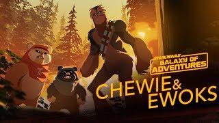 Episode 1.31 Ewoks contre l'Empire, petits mais redoutables (VO)