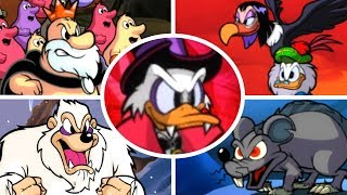 DuckTales Remastered - All Bosses (No Damage)