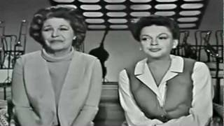 JUDY GARLAND AND MARTHA RAYE: A GLEN MILLER MEDLEY.