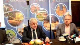 preview picture of video 'Prezydent Miasta  o koncertach w Rybniku'