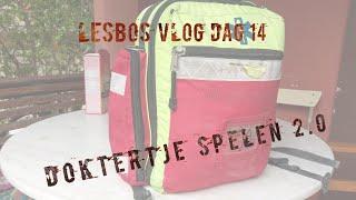 Doktertje Spelen 2.0 Lesbos Vlog #14