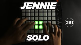 Jennie - Solo (Launchpad Cover Instrumental)