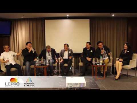Bandar Malaysia vs TRX - Part 3