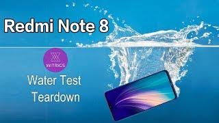 Xiaomi Redmi Note 8 Waterproof Test