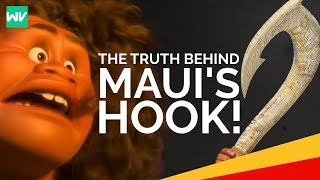 Moana Theory: Maui's Hook Explained!: Discovering Disney