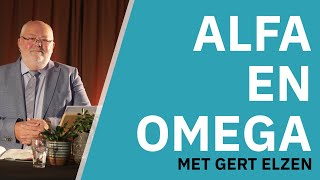 Alfa & Omega   Gert Elzen