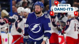 NHL Worst Plays of The Week: Tampa Blows It! | Steve's Dang Its