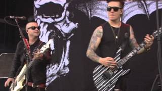 Avenged Sevenfold - Critical Acclaim (Live at Pinkpop 2014) HD