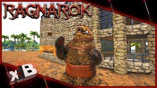 NEW DIRE BEAR TAME! :: ARK: Ragnarok Evolved :: Ep 27