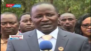 Checkpoint full bulletin:Jubilee NASA divided over result announcement -07/05/2017